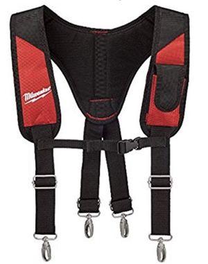 Milwaukee Tool belt suspender heavy duty for Sale in Annandale, VA