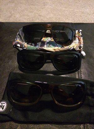 Men s sunglasses von zipper Oakley polarized for Sale in Lewisville 42c0e86c8e54
