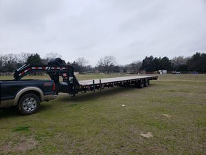 2019 Flat bed Trailer for Sale in DeSoto, TX