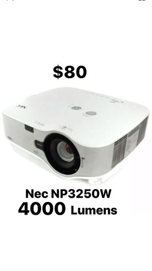 Projector NEC for Sale in Coral Springs, FL