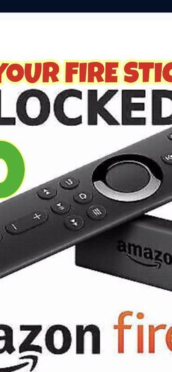 Fire Stick Jaiil Break , Cable And Live Sports for Sale in Elkton,  MD