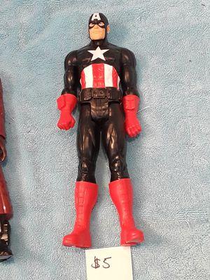 Captain America figure for Sale in Virginia Beach, VA