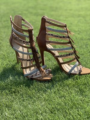 Strappy Heels for Sale in Fresno, CA