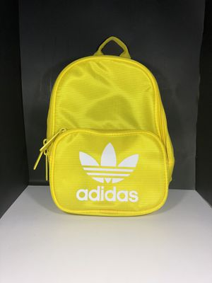 Brand New Mini Yellow Adidas Backpack :) for Sale in Anaheim, CA