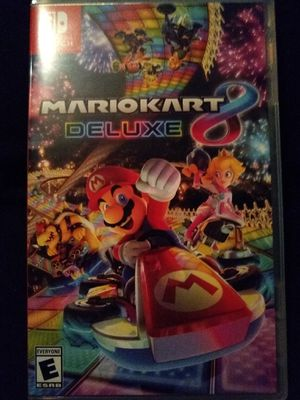 Mario Kart 8 Deluxe for Nintendo Switch for Sale in Federal Way, WA