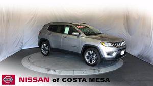 2019 Jeep Compass for Sale in Costa Mesa, CA