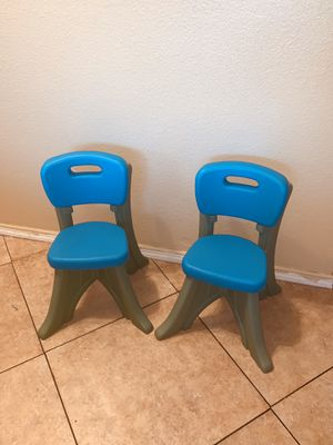 Step 2 kids chairs for Sale in Fontana, CA