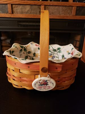 "Longaberger ""Mothers Day"" Basket for Sale in Reno, NV"