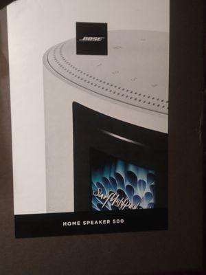 Bose home speaker 500 for Sale in Molalla, OR