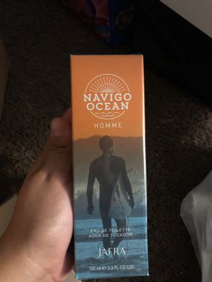 Navigo ocean men perfume for Sale in Fountain Valley, CA