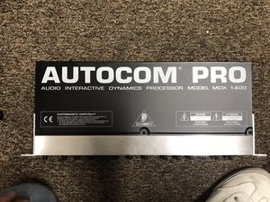 Behringer MDX1400 Autocom Pro for Sale in Los Angeles, CA