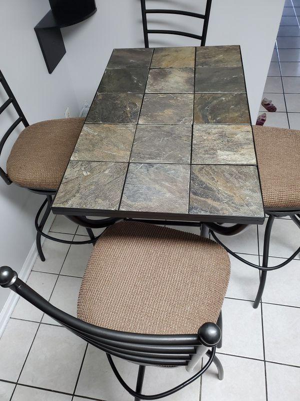 Beautiful breakfast table
