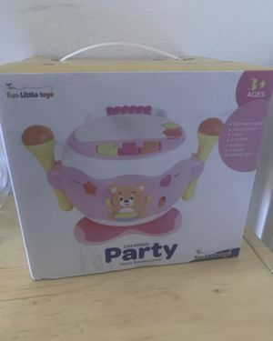 New in box, kids baby drum -$5 for Sale in Anaheim, CA