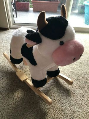 rocking cow😊 for Sale in Everett, WA