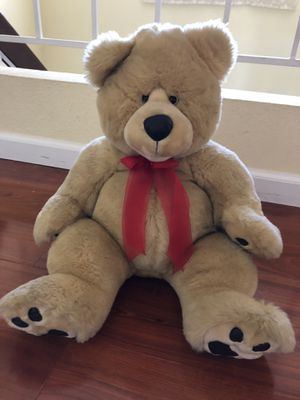 Soft toy / teddy bear for Sale in Fremont, CA