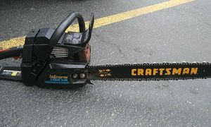Craftsman Chainsaw for Sale in Renton, WA