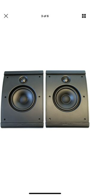 Polk Audio OWM3/ BookShelf Speakers for Sale in Orlando, FL