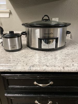 Crock Pot 6 Quart for Sale in Round Rock, TX