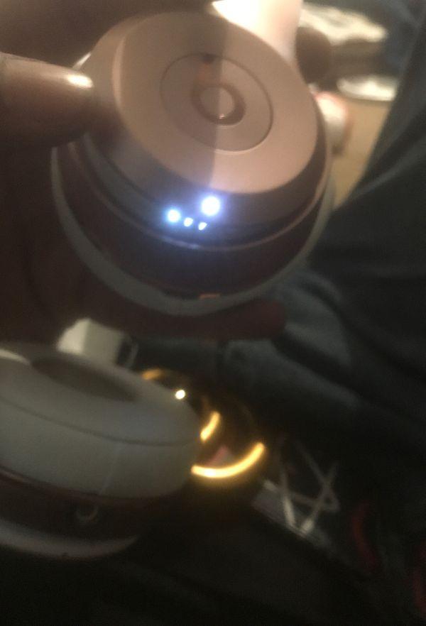 Beats Wireless Solo's