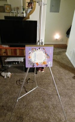 Telescopic tripod with easel for Sale in Vineyard,  UT