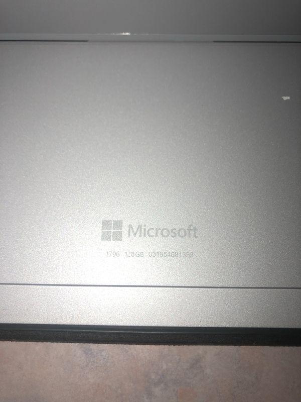 Microsoft Surface Pro 6 - 128GB