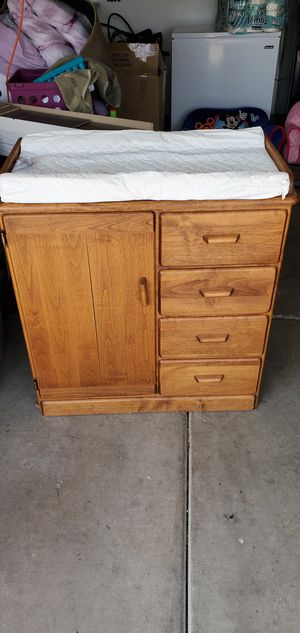 Baby changing table for Sale in Mesa, AZ