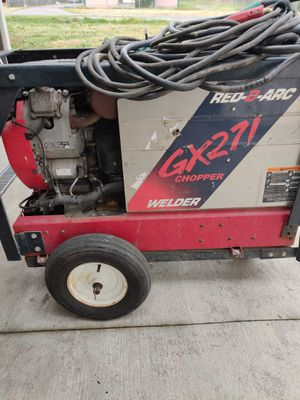 GX271 chopper generator welder***(check out my other offers on my profile)*** for Sale in Lynnwood, WA