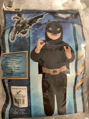 0-6 months Batman costume for Sale in San Diego, CA