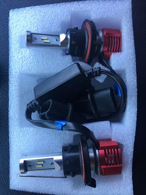 LED HEADLIGHTS/ LED FOGLIGHTS for Sale in Anchorage, AK