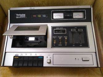 Technics Play / Record Cassette with Dolby for Sale in Simpsonville,  SC