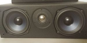 POLK AUDIO CS245I CENTER CHANNEL for Sale in Brooks, OR