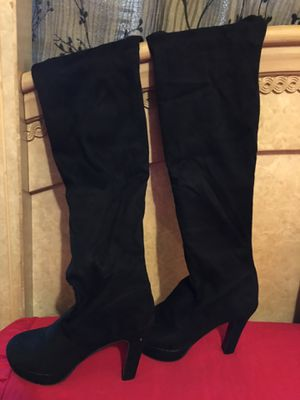 "Excellent "" Thigh High"" Boots for Sale in Los Angeles, CA"