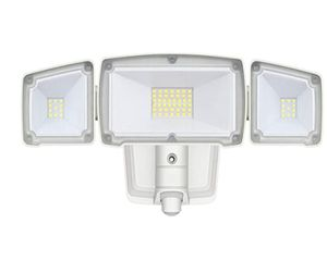 Security Light, AmeriTop Dusk to Dawn Super Bright LED Flood Light Outdoor; 35W 3500LM LED Outdoor Lighting, ETL- Certified, Wide Angle Illumination, for Sale in Rancho Cucamonga, CA