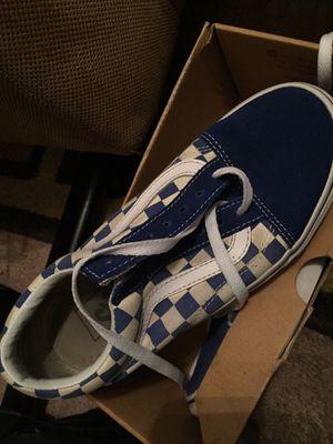 Blue vans for Sale in San Bernardino, CA