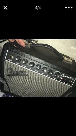 Fender speaker for Sale in San Francisco, CA