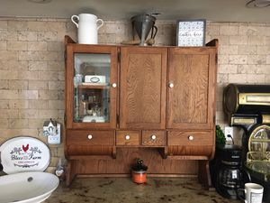 Antique bakers cabinet / hutch for Sale in La Mesa, CA