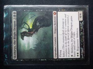 Skithiryx, The Blight Dragon -Mirrodin Besieged- for Sale in Vashon, WA