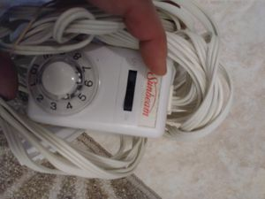 Wires to electric blanket. Sunbeam. for Sale in Fort Myers, FL