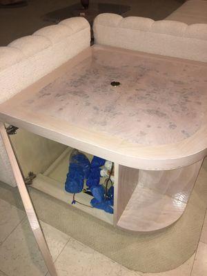 Fancy corner table for Sale in San Diego, CA