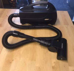 Oreck XL BB1100DB Portable Canister Vacuum w/Hose and Accessories for Sale, used for sale  Bloomfield, NJ
