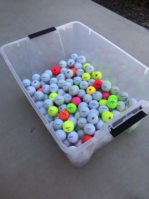 Golf Balls Titleist and Others for Sale in Gilbert, AZ