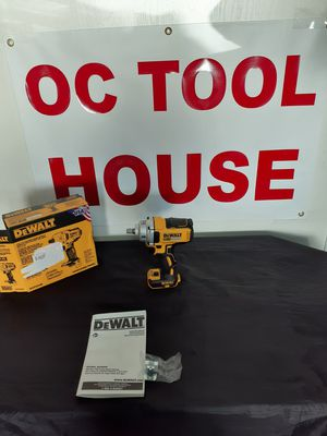 "Dewalt 20v xr 1/2"" mid torque impact wrench (TOOL ONLY) for Sale in Anaheim, CA"