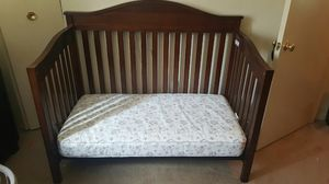 Baby crib and mattress for Sale in North Chesterfield, VA