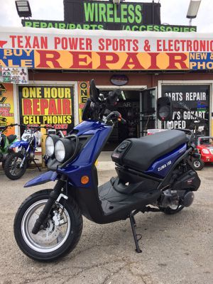 Zuma 150 cc automatic moped for Sale in Dallas, TX