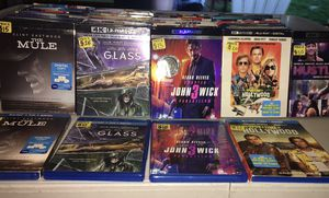 4K / Blu-ray Movies for Sale in Inglewood, CA