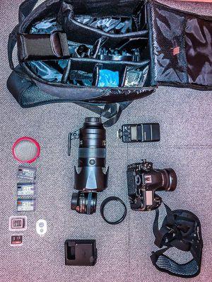 Nikon D850 Combo!!! for Sale in Miami Beach, FL