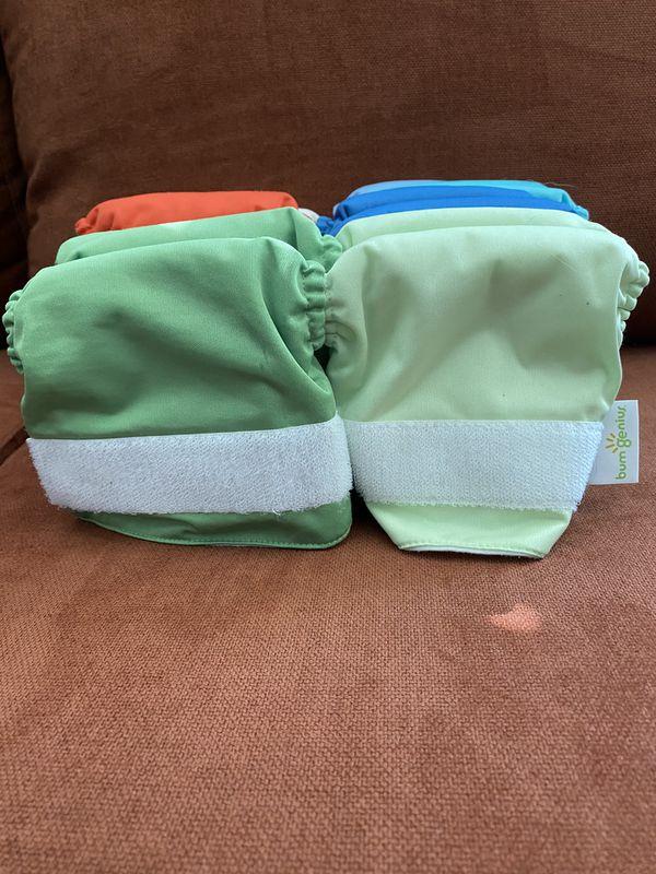 BUMGENIUS newborn clothes diapers