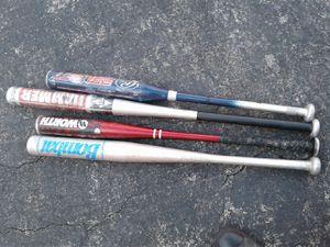 Baseball bats for Sale in Troy, MI