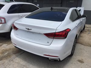 2015 Hyundai Genesis for pars parting out oem part partes bumper quarter door seat wheels rims with tires for Sale in Opa-locka, FL