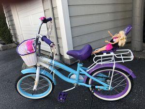 """Girl's bike 16"""" for Sale in Bellevue, WA"""